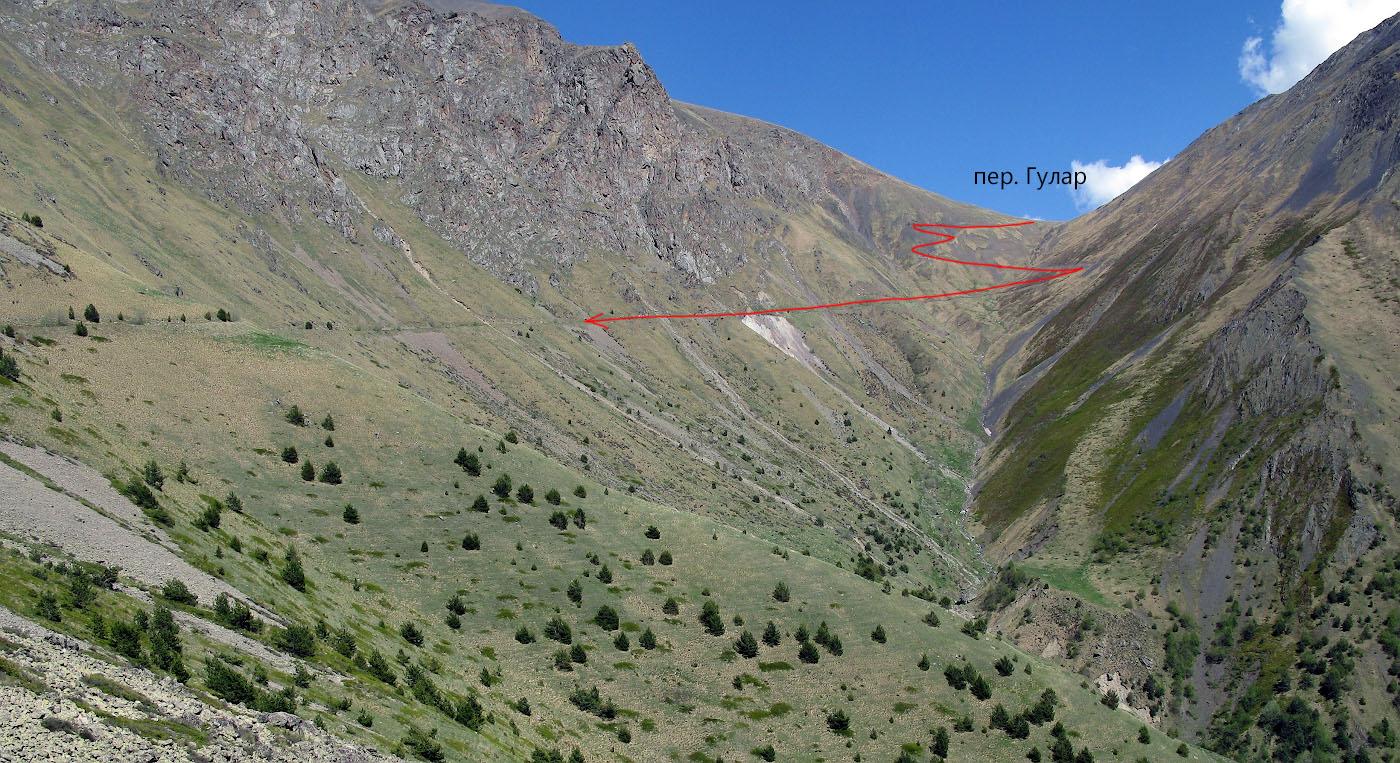 Отчет о горном путешествии 2 к.с. по горам С.Осетии и Кабардино-Балкарии в июне 2020 г.