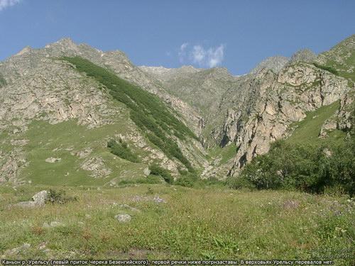 Ракит, перевал
