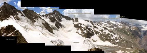 Азау, перевал