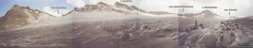 Хасанхойсюрюльген южный, перевал