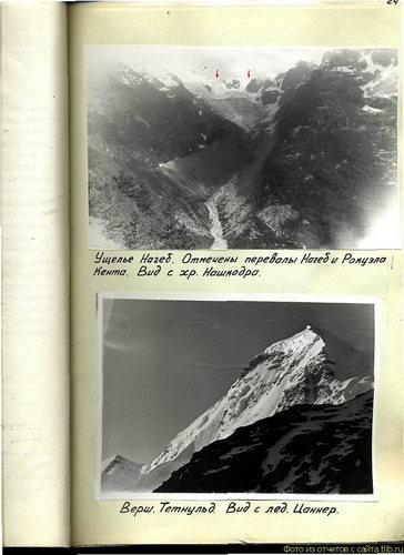 Нагеб, перевал