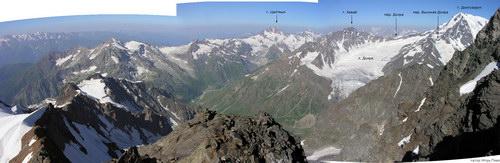 Долра-Хевай, перевал