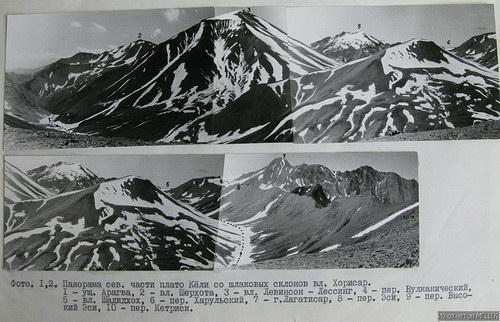 Вулканический, перевал