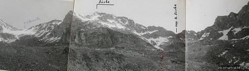 Беляг Южный, перевал