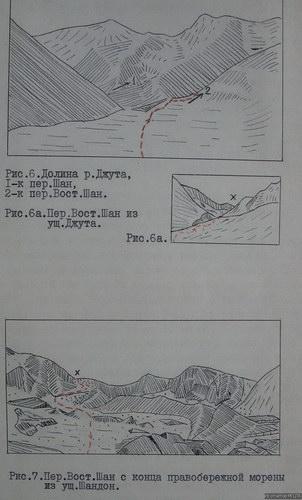 Шан Восточный, перевал