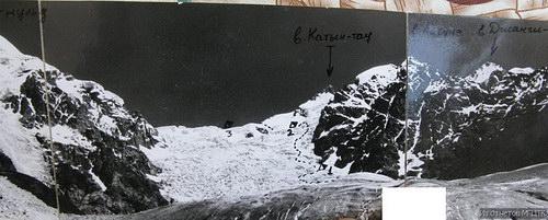 Чурлениса восточный, перевал