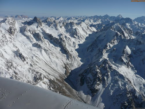 Шогенцукова пик, вершина