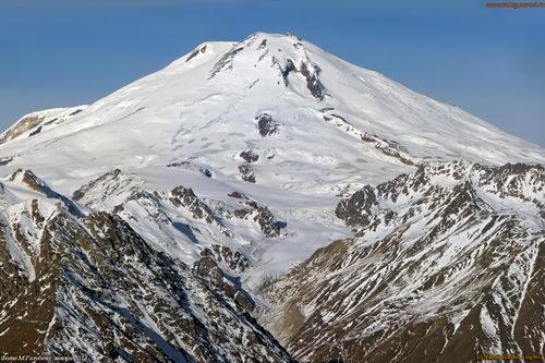 Ёльбрус, вершина