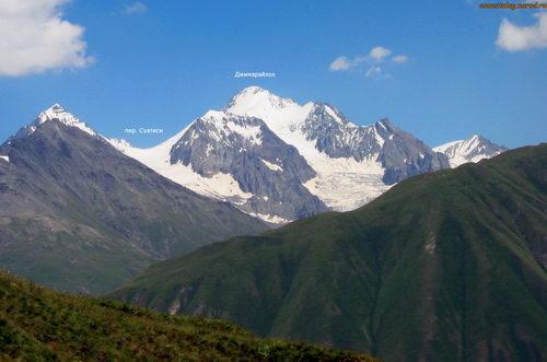 Суатиси, перевал