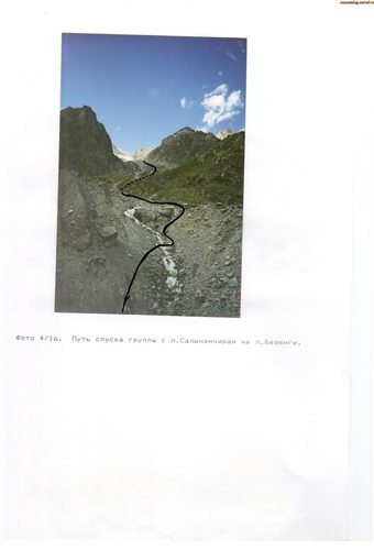 Салынан, перевал
