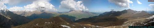 Ширман, перевал