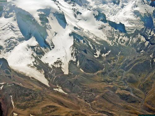 Битюктюбе, ледник