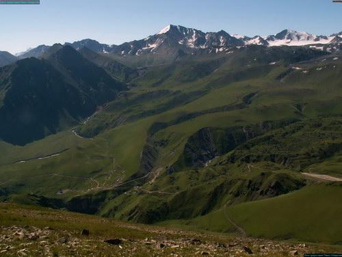Ирикчат, перевал